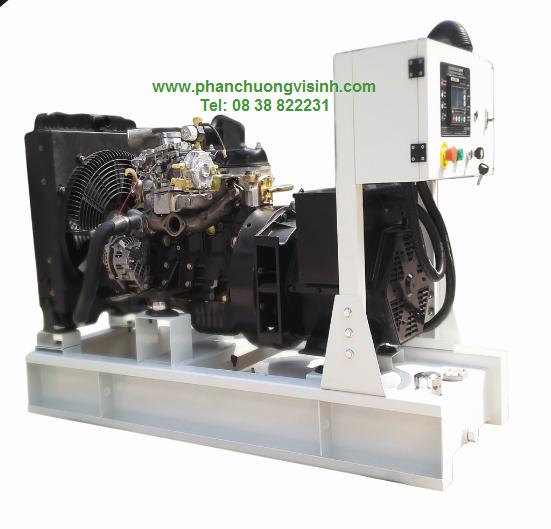 Lắp đặt trọn gói hệ thống máy phát điện biogas cho trang trại heo